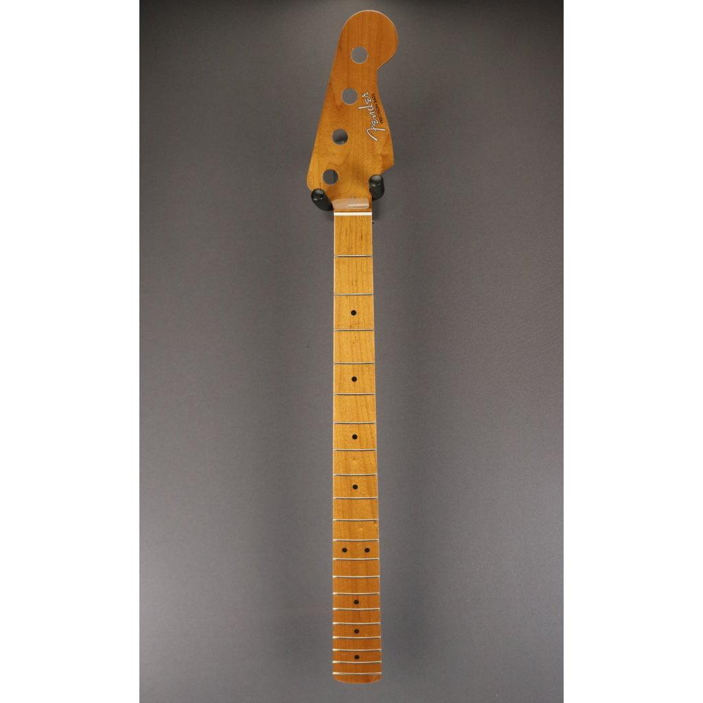 Fender NEW Fender Roasted Maple Vintera 60's Jazz Bass Neck (084)