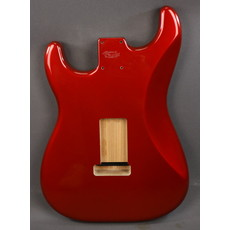 Fender NEW Fender Classic Series 60's Stratocaster Body - Candy Apple Red (749)