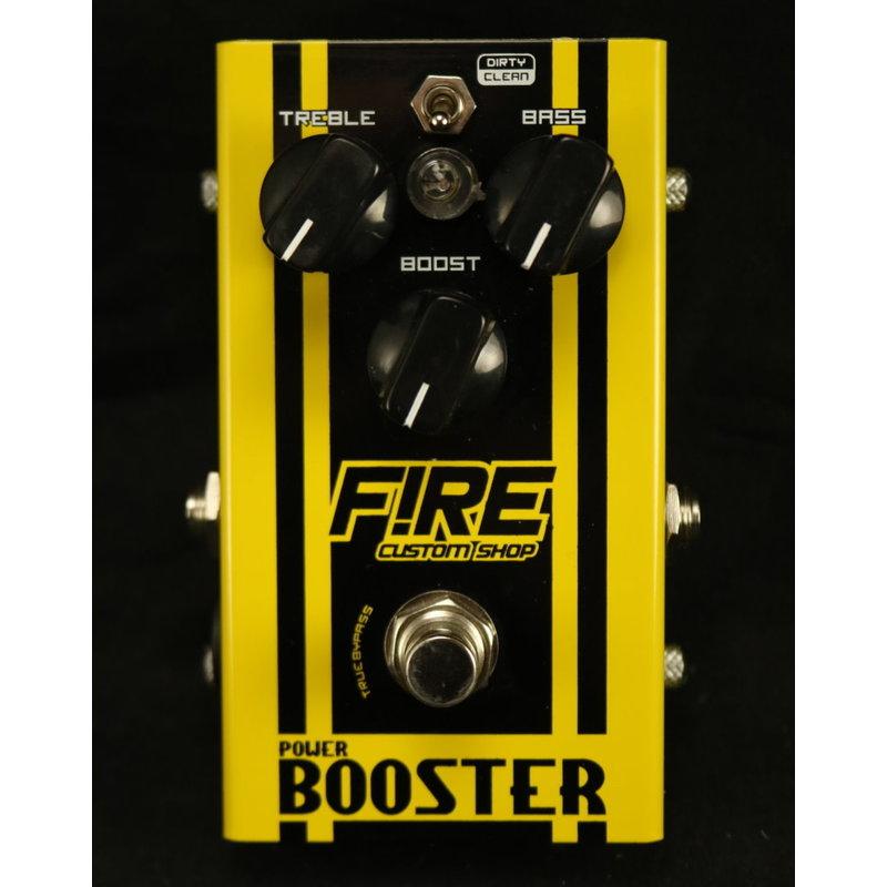 Fire Custom Shop USED Fire Custom Shop Power Booster (140)