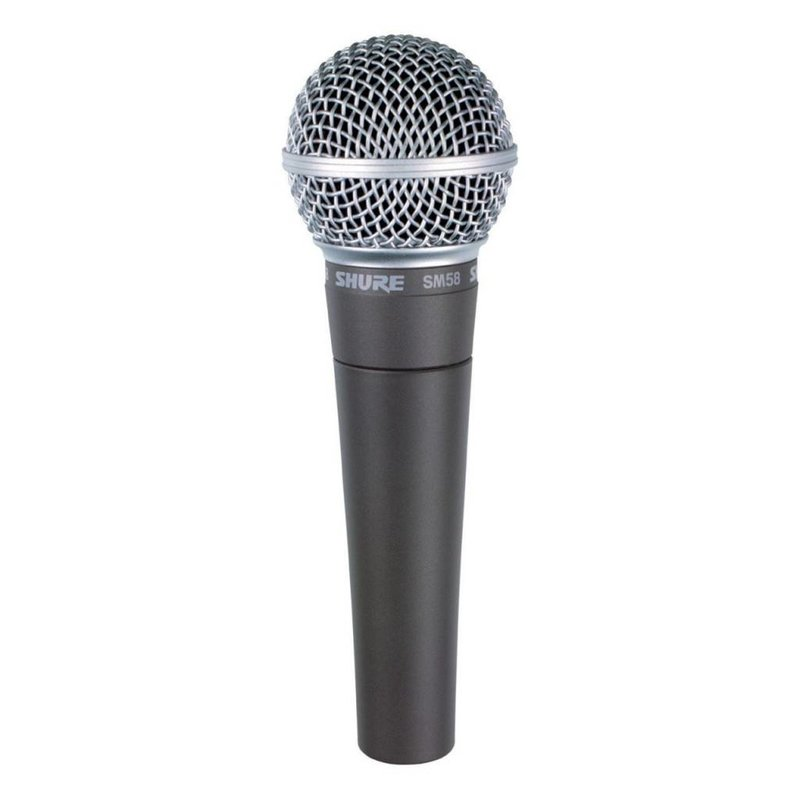 Shure NEW Shure SM58 Dynamic Handheld Vocal Microphone