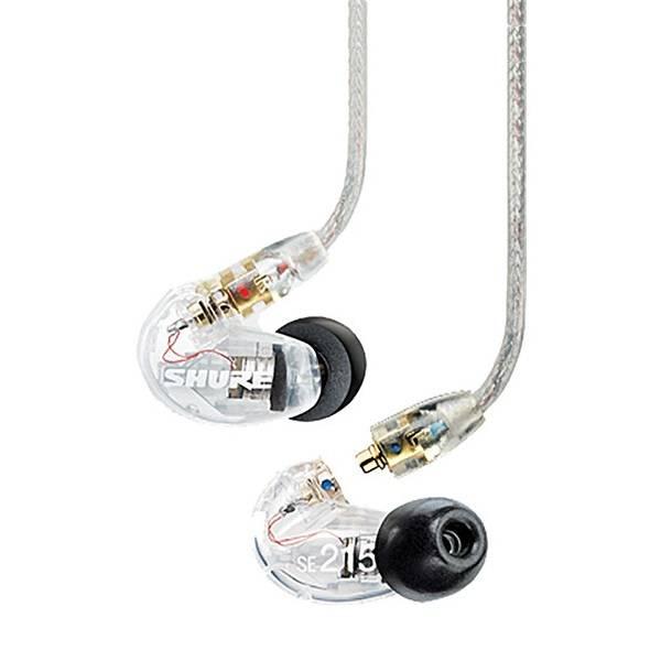 NEW Shure SE215 Sound Isolating Earphones
