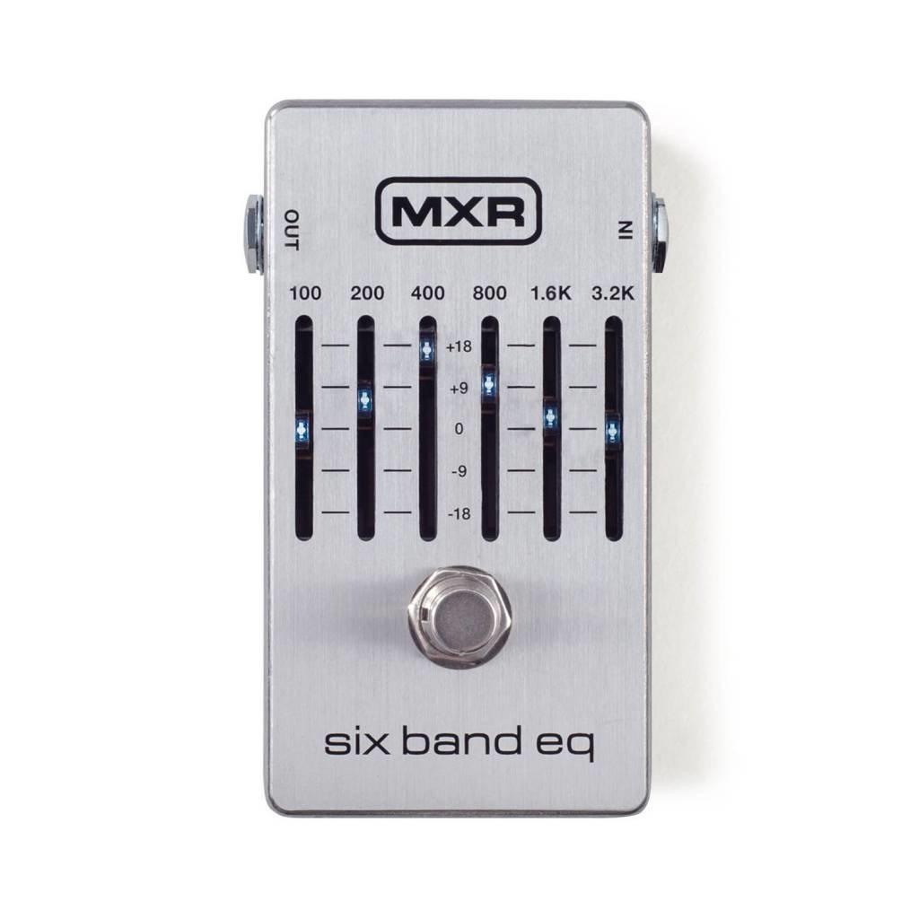 Dunlop NEW Dunlop MXR 6 Band EQ