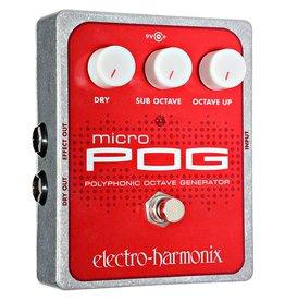 Electro-Harmonix NEW Electro-Harmonix Micro POG