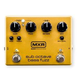 MXR NEW Dunlop MXR Sub Octave Bass Fuzz