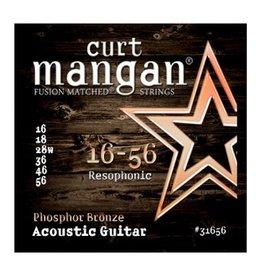 Curt Mangan NEW Curt Mangan Phosphor Bronze Resophonic Strings - .016-.056