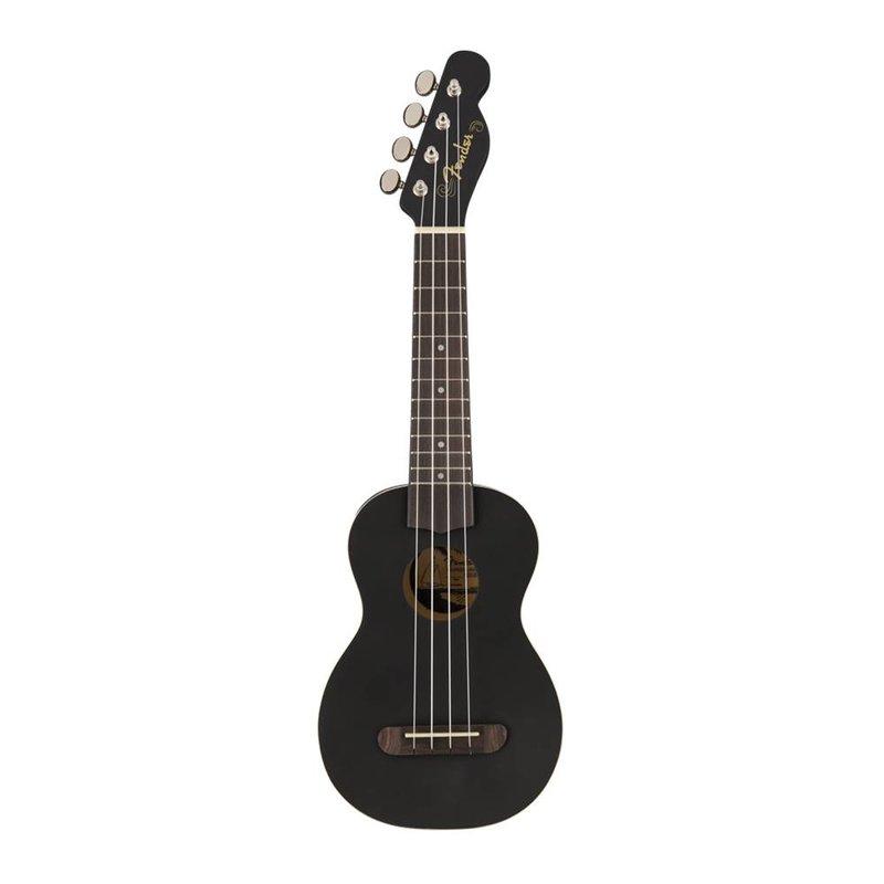 Fender NEW Fender Venice Soprano Uke - Black