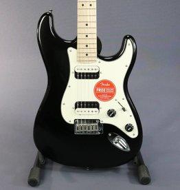 Squier DEMO Squier Contemporary Stratocaster HH - Black Metallic (519)