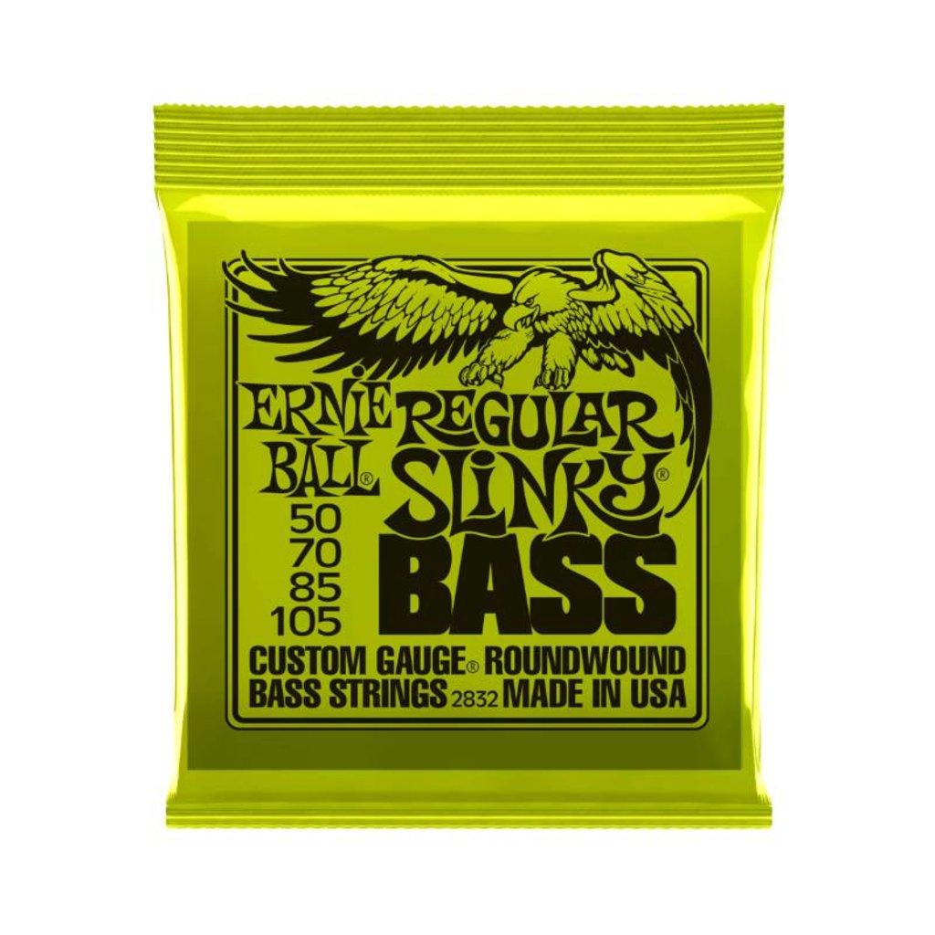 Ernie Ball NEW Ernie Ball Regular Slinky Bass - .050 - .105