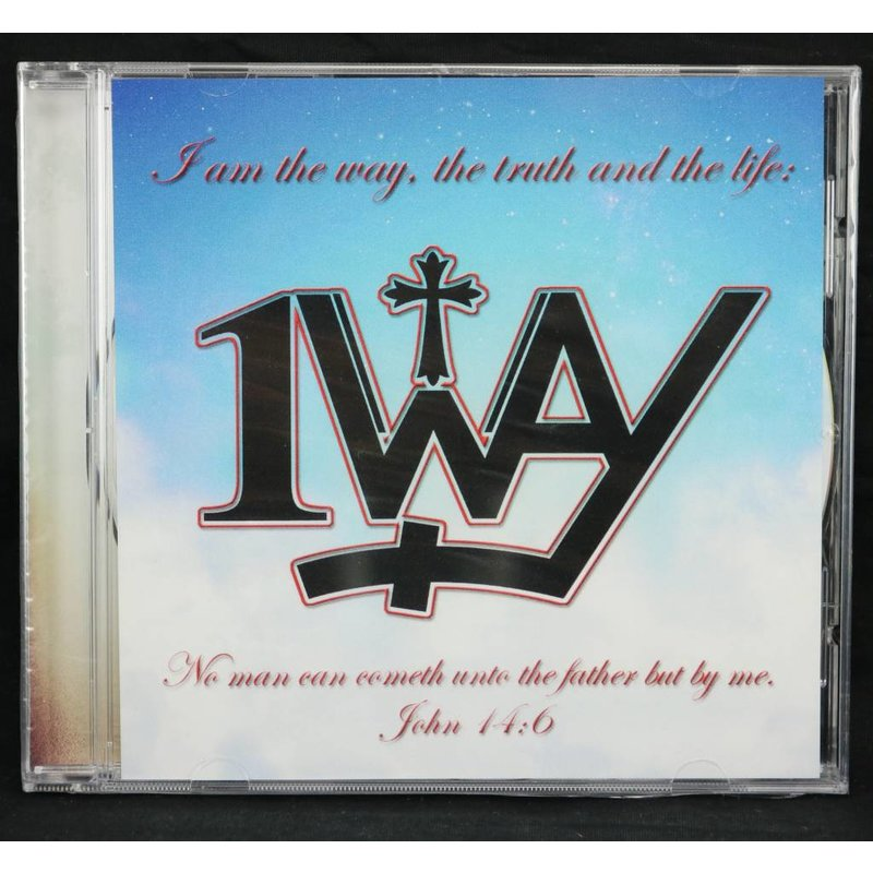 Local Music One Way - Self-titled (CD)