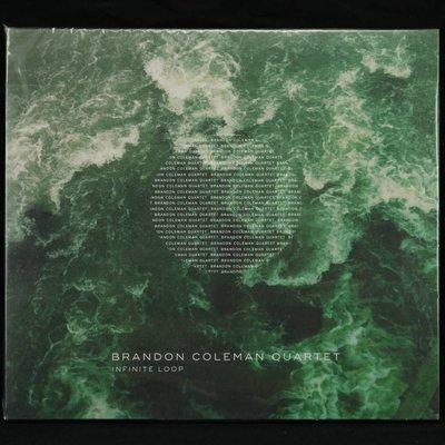 Local Music Brandon Coleman Quartet - Infinite Loop (CD)