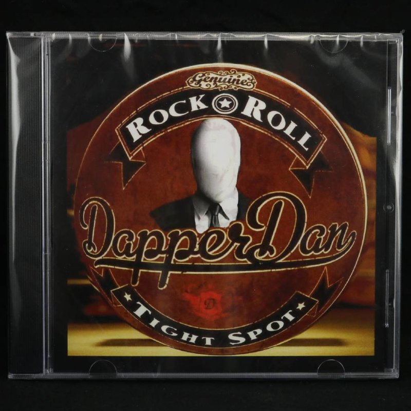 Local Music Dapper Dan - Tight Spot (CD)