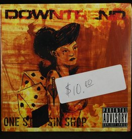 Local Music Downtrend - One Stop Sin Shop (CD)