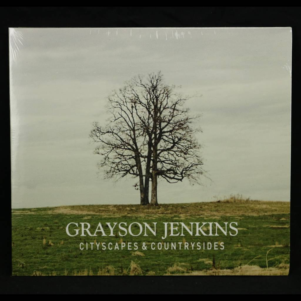 Local Music Grayson Jenkins - Cityscapes & Countrysides (CD)