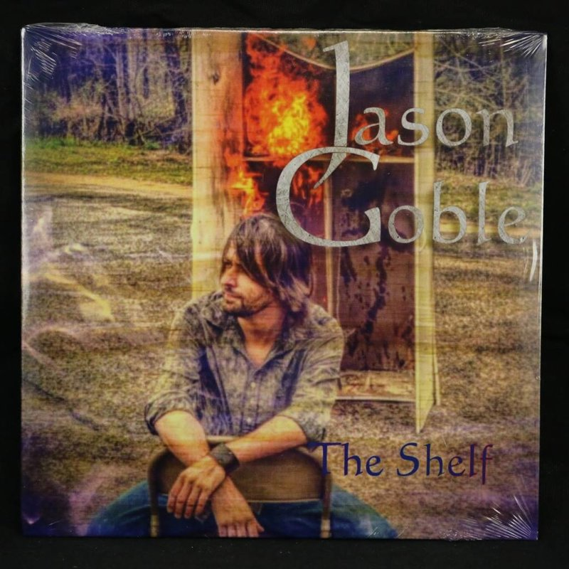 Local Music Jason Goble - The Shelf (CD)