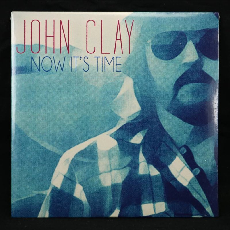 Local Music John Clay - Now It's Time (CD)
