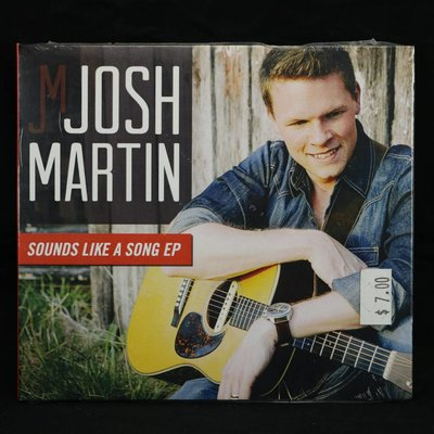 Local Music Josh Martin - Sounds Like A Song EP (CD)