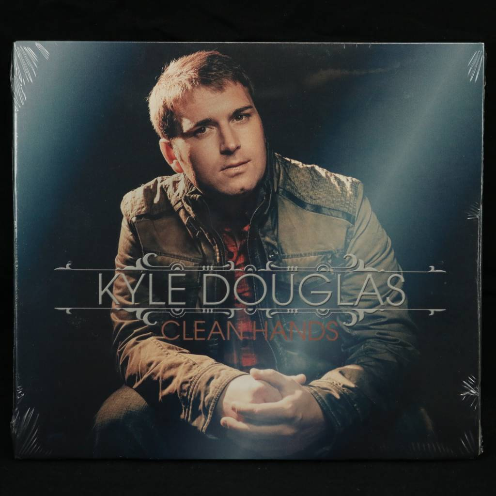 Local Music Kyle Douglas - Clean Hands (CD)