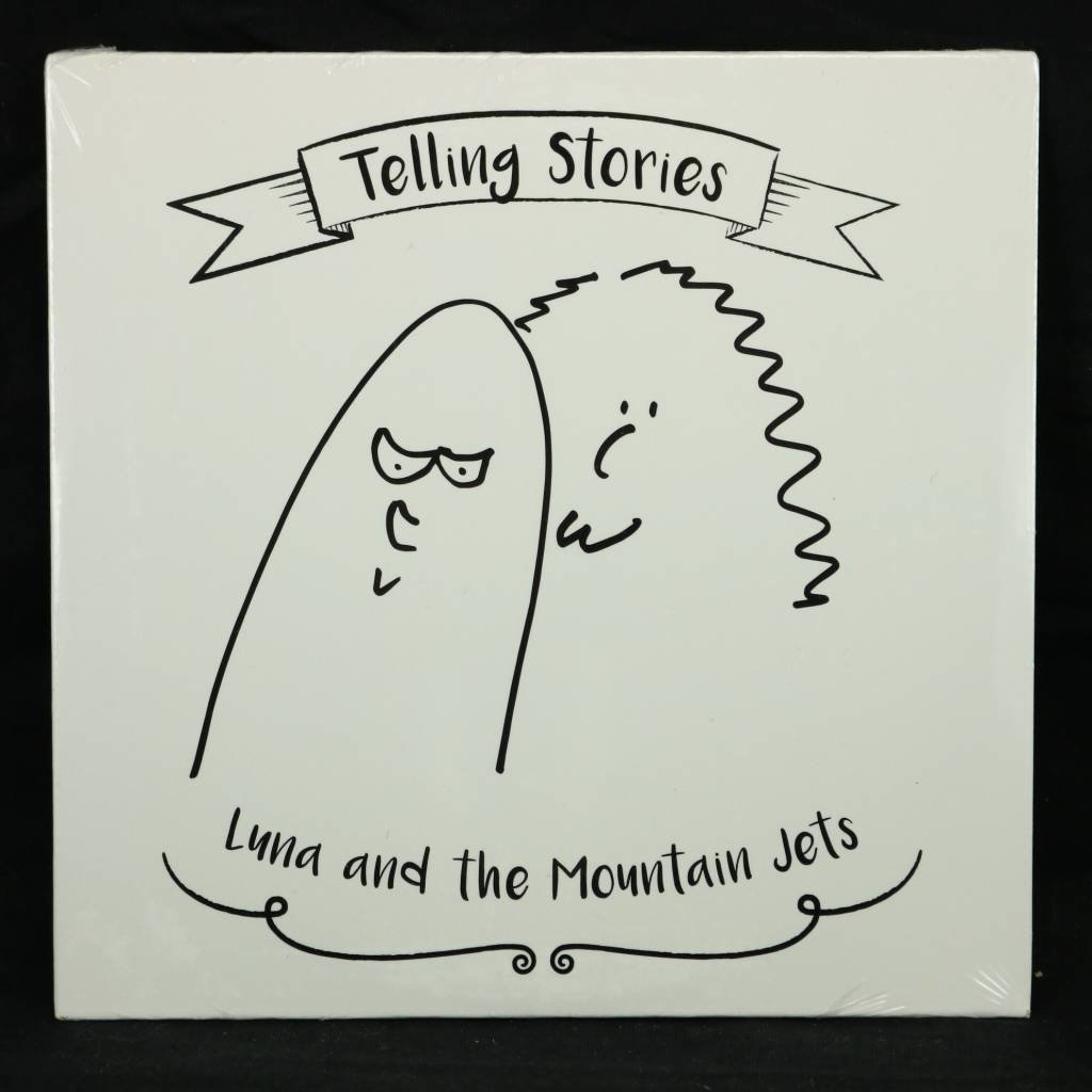 Local Music Luna and the Mountain Jets - Telling Stories (CD)