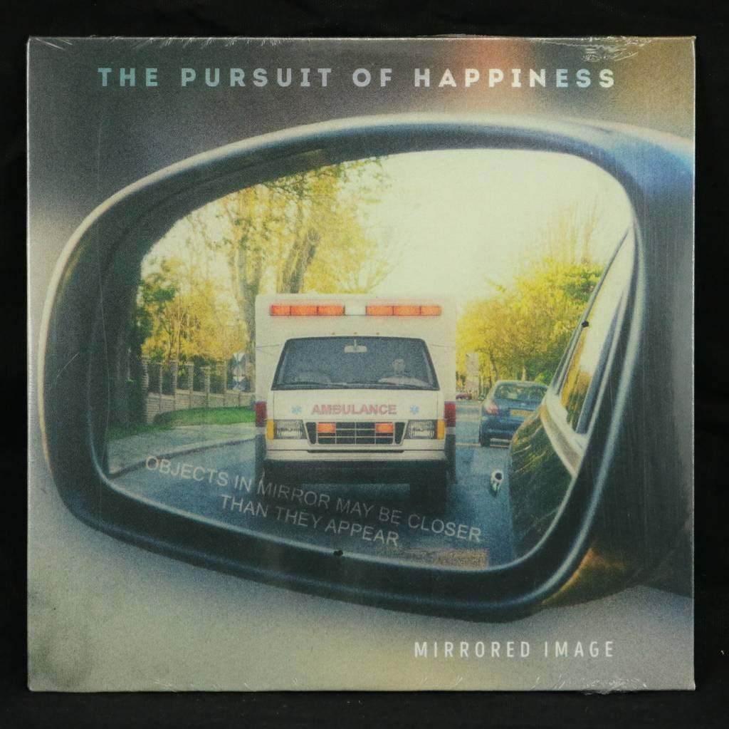 Local Music Mirrored Image - The Pursuit of Happiness (CD)