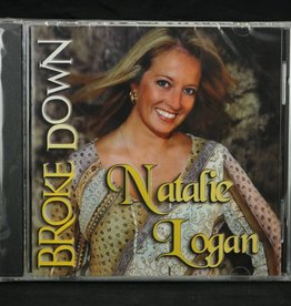 Local Music Natalie Logan - Broke Down (CD)