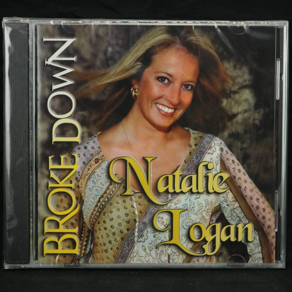 Local Music Natalie Logan - Broke Down (CD)