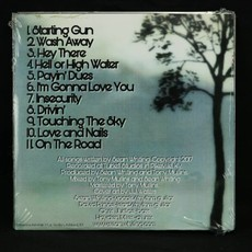 Local Music Sean Whiting - Finally... The Beginning (CD)