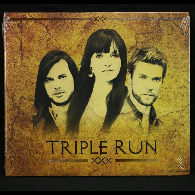 Local Music Triple Run - XXX (CD)