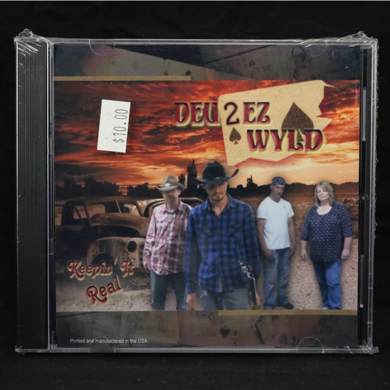 Local Music Deu2ez Wyld - Keepin' It Real (CD)