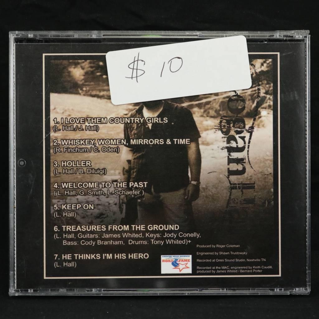 Local Music Logan Hall - Selftitled (CD)