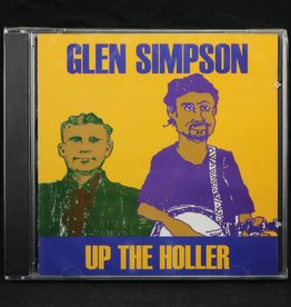 Local Music Glen Simpson - Up the Holler (CD)