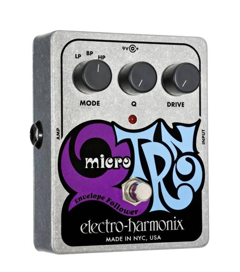 Electro Harmonix NEW Electro Harmonix Micro Q-Tron