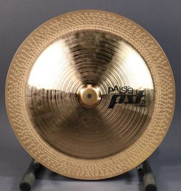 paiste Used Paiste PS5 China 04192018