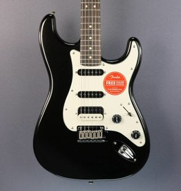 Squier DEMO Squier Contemporary Stratocaster HSS - Black Metallic (581)