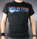 MME MME 2 Color Logo T-Shirt Black Large