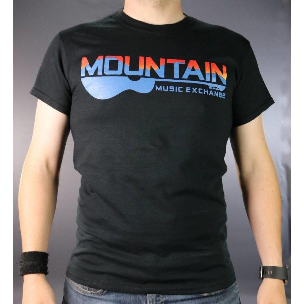 MME MME 2 Color Logo T-Shirt Black 2XL
