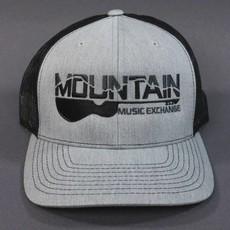 MME MME Trucker Hat - Heather Grey/Black