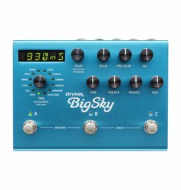 Strymon IN STOCK Strymon Big Sky