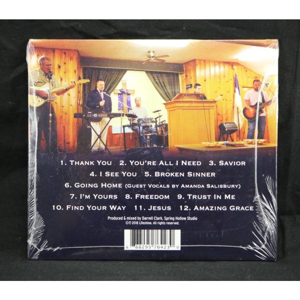 Local Music Lifeshine - Self Titled (CD)