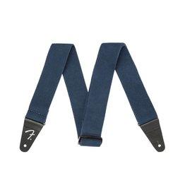 """Fender NEW Fender Supersoft Strap - 2"""" - Blue"""