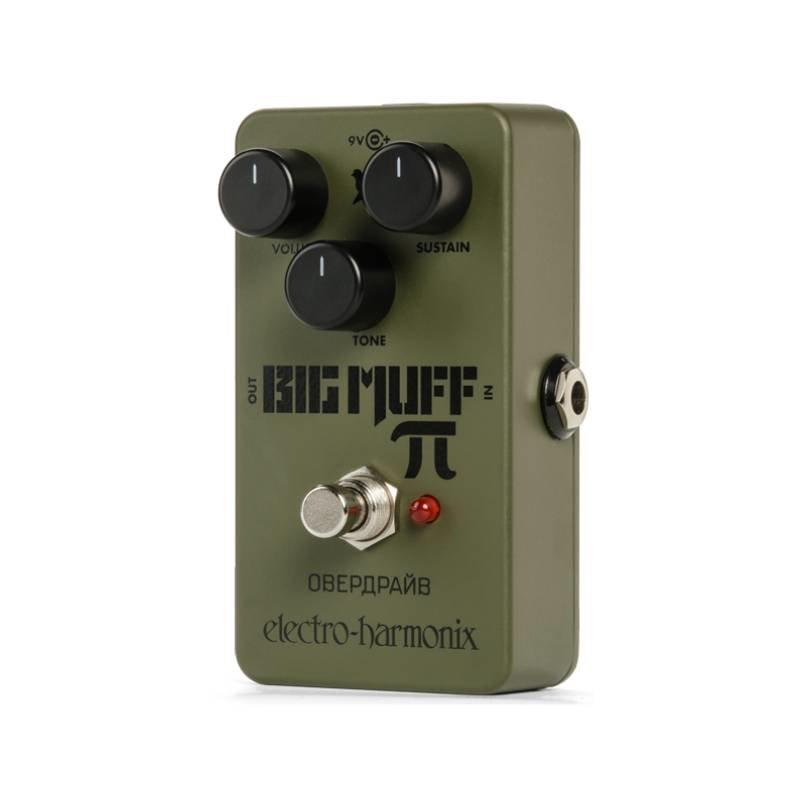 Electro Harmonix NEW Electro Harmonix Green Russian Big Muff