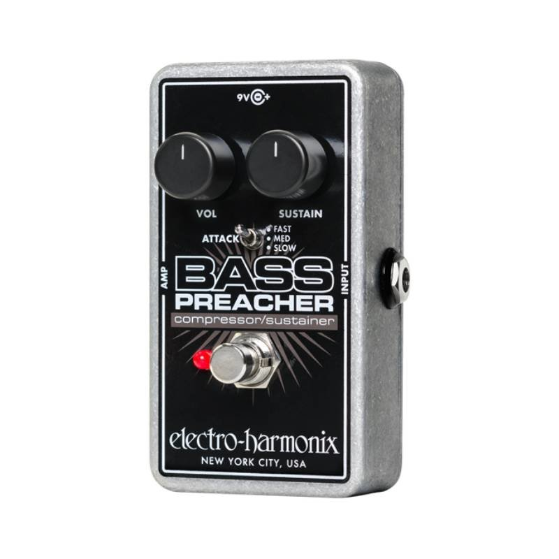 Electro Harmonix NEW Electro Harmonix Bass Preacher