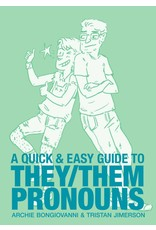 Microcosm Publishing A Quick & Easy Guide to They/Them Pronouns