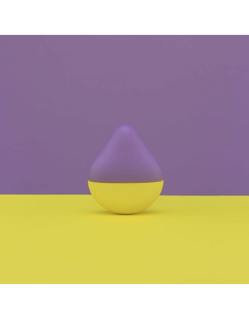 Tenga Tenga Iroha Fuji: Lemon/Purple