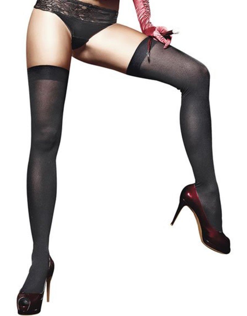 Baci Opaque Thigh Highs One-Size (2004)