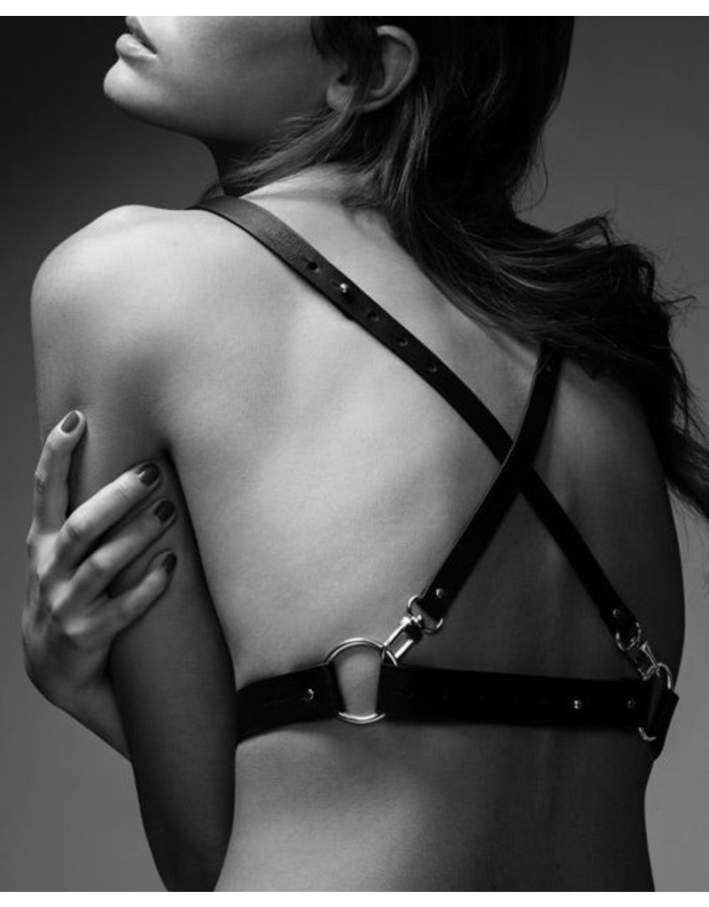 Bijoux Indiscrets Maze Suspender X Harness