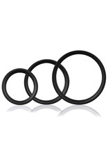 Cockring: Screaming O Pro 3 (Ring O) Black