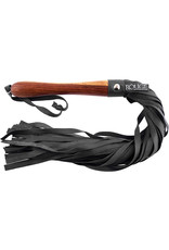 Wooden-Handled Flogger