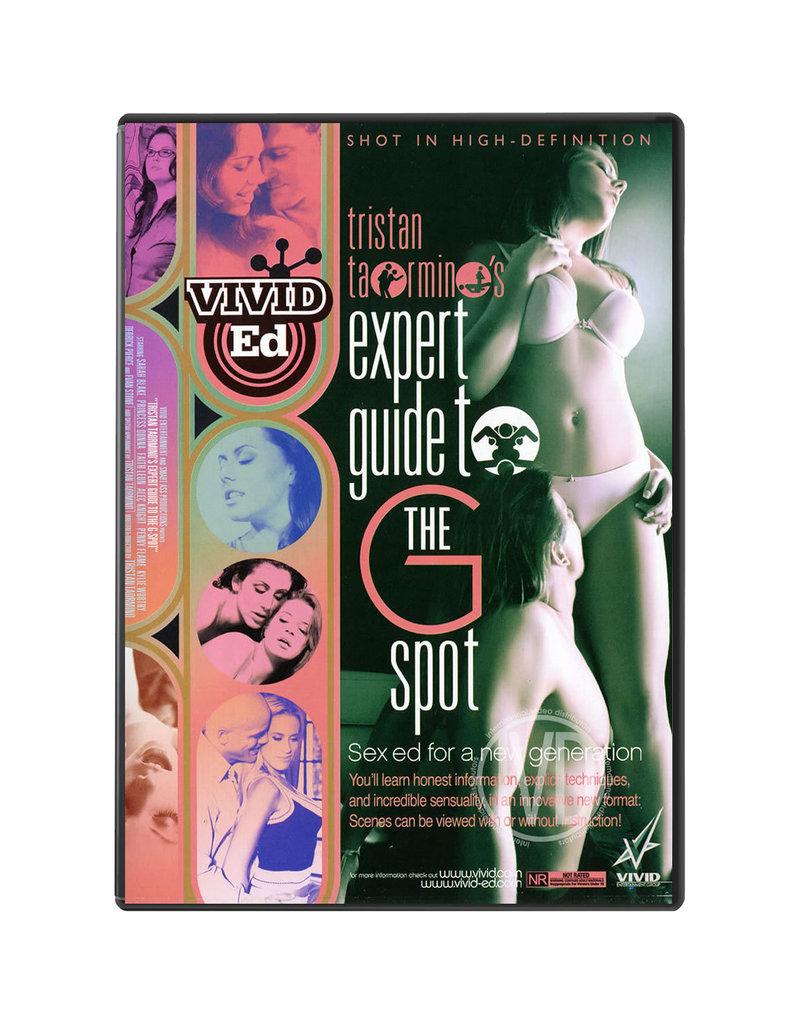 Vivid Ed Tristan Taormino's Expert Guide to the G-Spot DVD