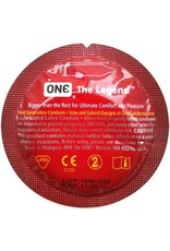 One Condoms Condom: One Legend XL