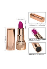 Hide & Play Rechargeable Lipstick